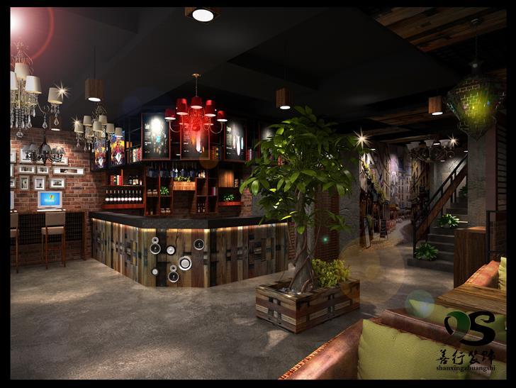 咖啡之翼-济南咖啡店装修